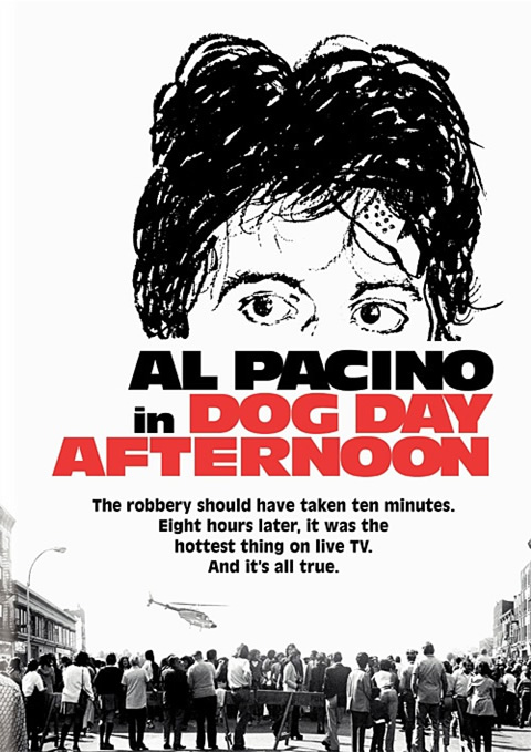 Dog Day Afternoon DVD cover