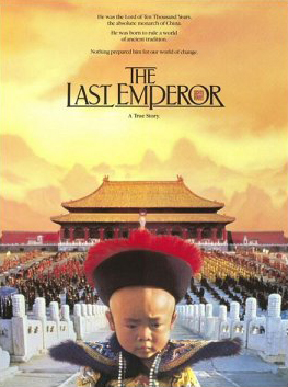 The Last Emperor promotional poster
