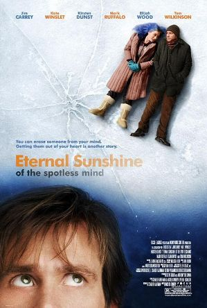 Eternal Sunshine of the Spotless Mind movie poster