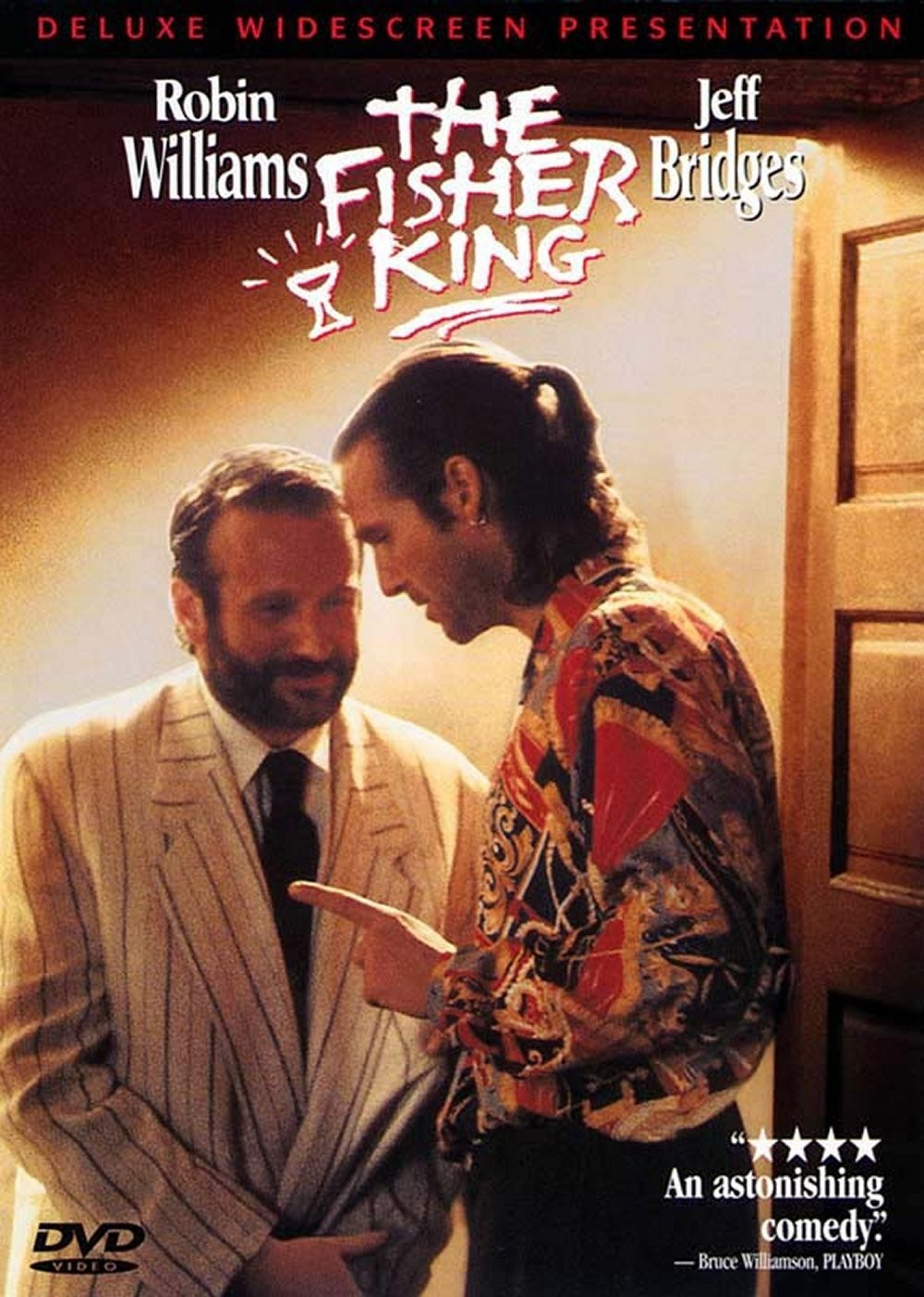 The Fisher King DVD cover