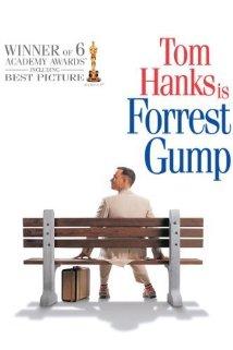 Forrest Gump DVD cover