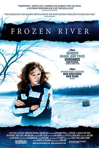 Frozen River movie poster