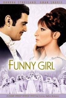 Funny Girl DVD cover