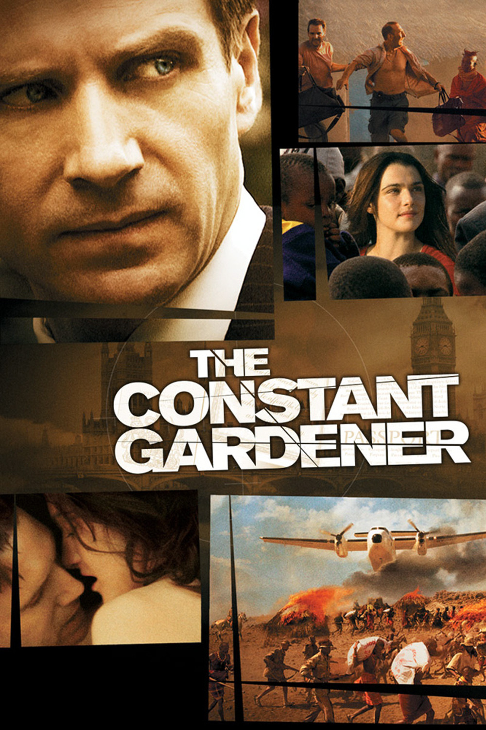 The Constant Gardener promotional image