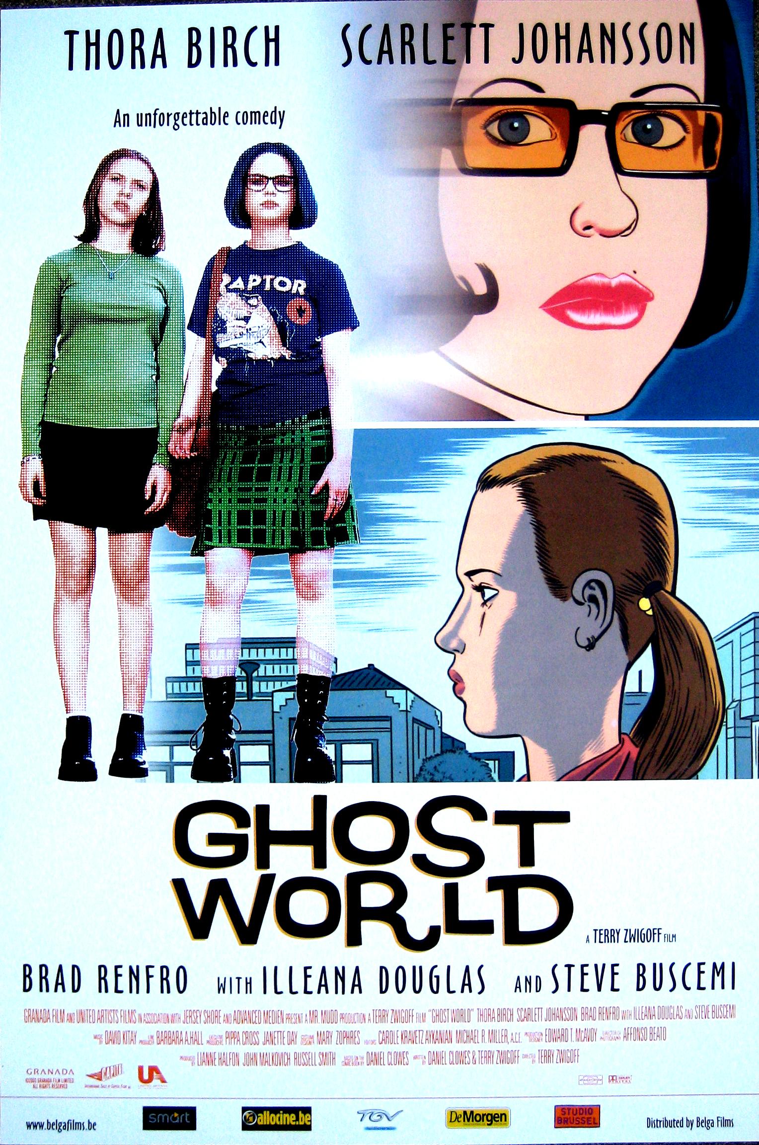 Ghost World movie poster