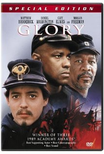 Glory DVD cover