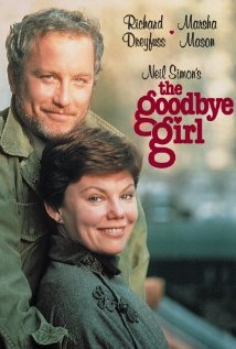 The Goodbye Girl DVD cover