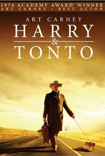 Harry & Tonto DVD cover