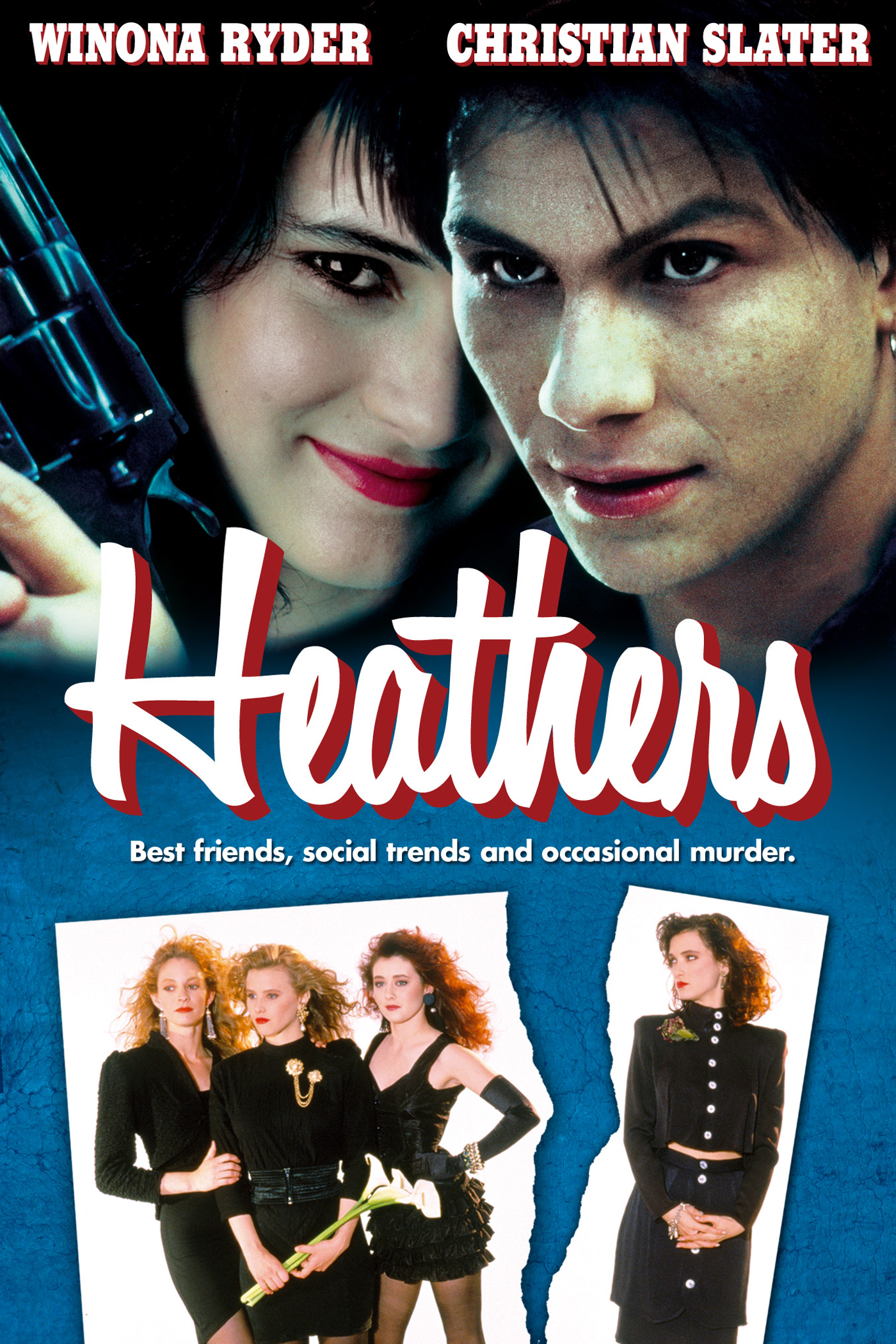 Heathers DVD cover