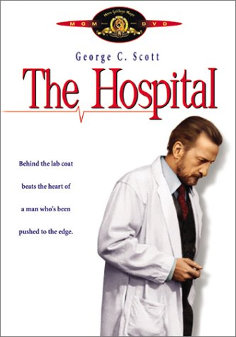 The Hospital DVD cover