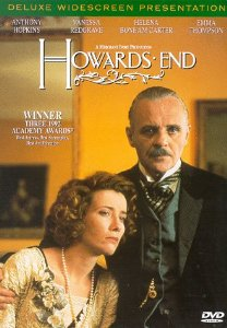 Howards End DVD cover