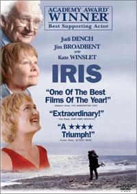 Iris DVD cover
