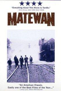 Matewan DVD cover
