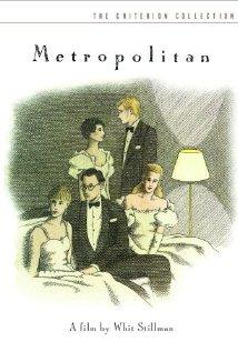 Metropolitan DVD cover