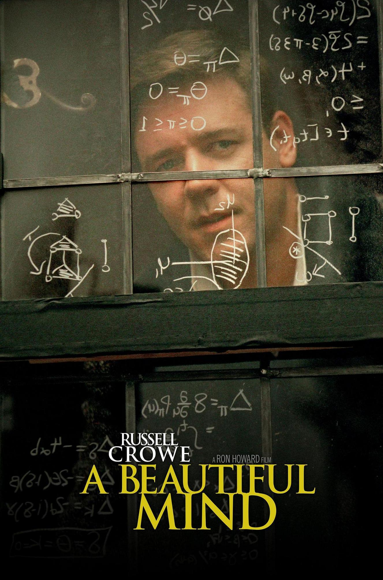 A Beautiful Mind promotional image