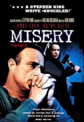 Misery movie poster