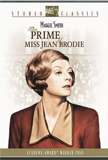 The Prime of Miss Jean Brodie DVD cover