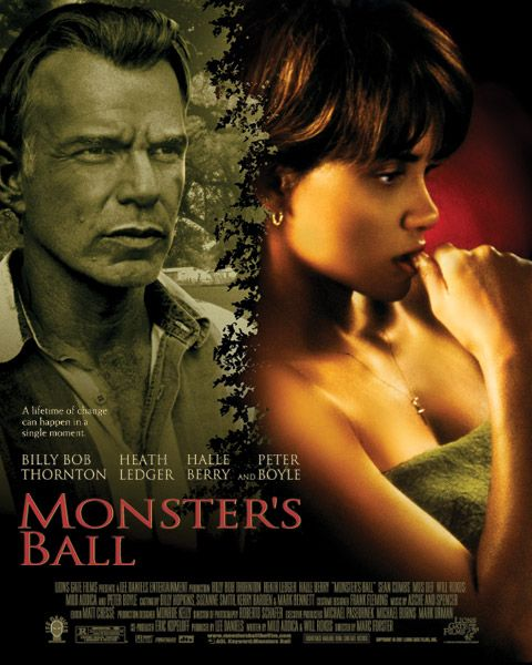 Monster's Ball movie poster