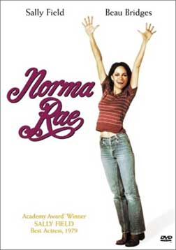 Norma Rae DVD cover