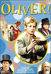 Oliver! DVD cover