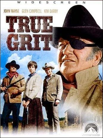 True Grit (1969) DVD cover