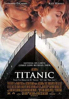 Titanic (1997) movie poster