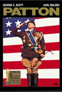 Patton DVD cover