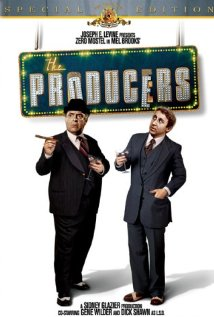 The Producers DVD cover