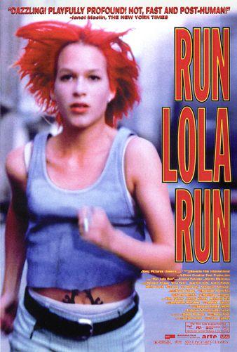 Run Lola Run movie poster
