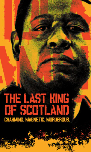 The Last King of Scotland promotional image