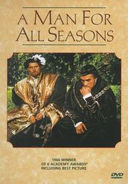 A Man For All Seasons DVD cover