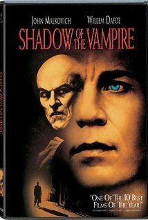 Shadow of the Vampire DVD cover