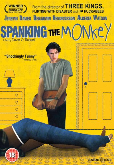 Spanking the Monkey DVD cover