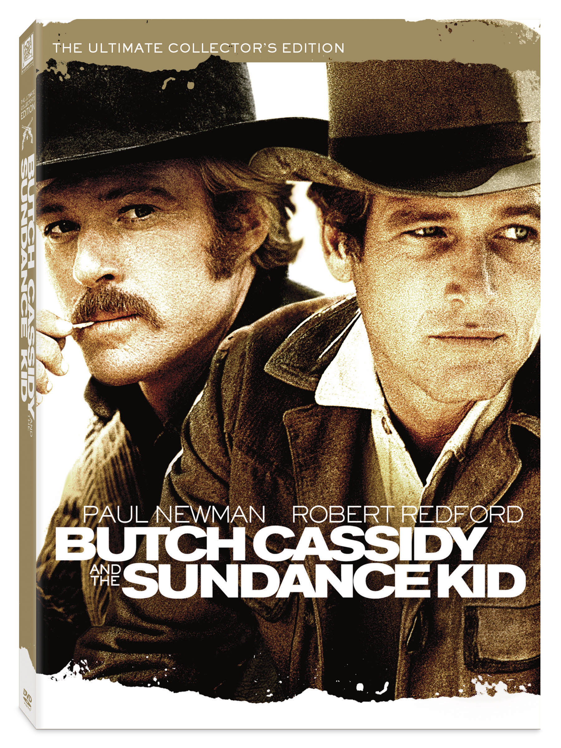 Butch Cassidy and the Sundance Kid DVD cover