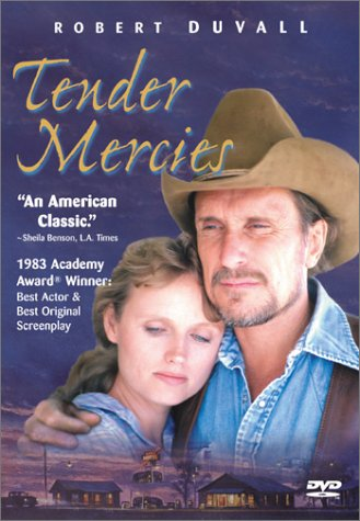 Tender Mercies DVD cover