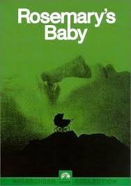 Rosemary's Baby DVD cover