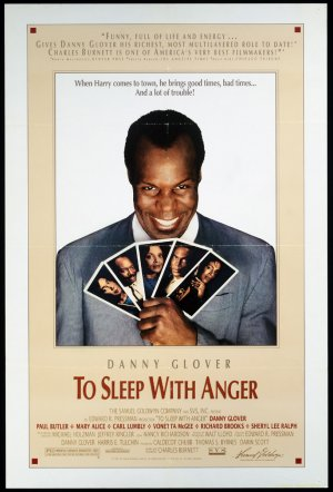To Sleep With Anger movie poster