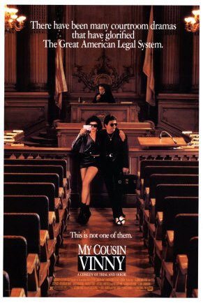 My Cousin Vinny DVD cover