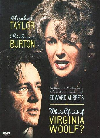Who's Afraid of Virginia Woolf DVD cover