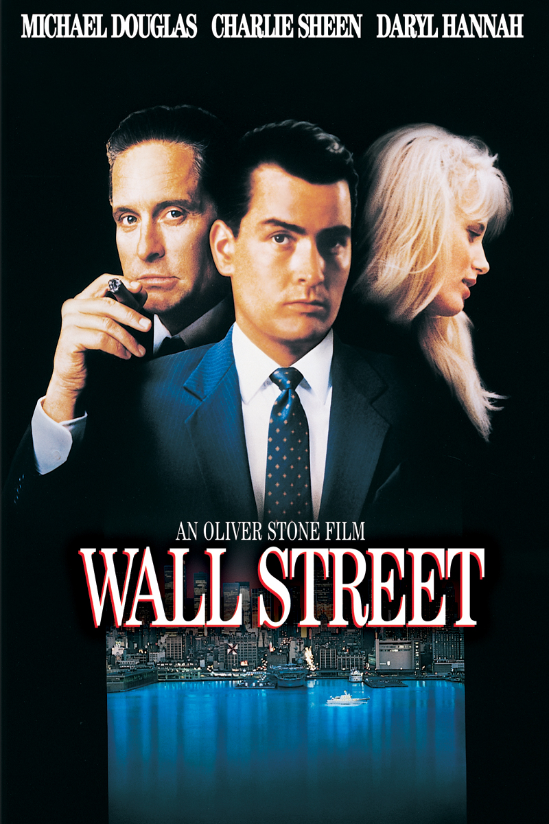 Wall Street DVD cover