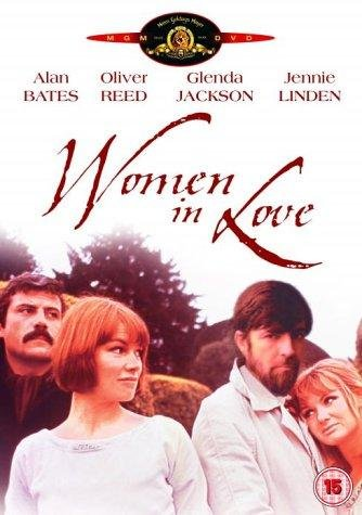 Women in Love DVD cover