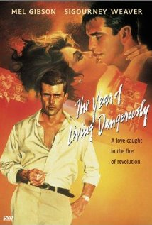 The Year of Living Dangerously DVD cover