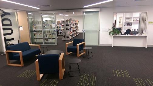 Brisbane campus library