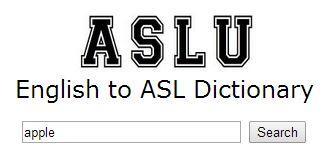 ASLU icon