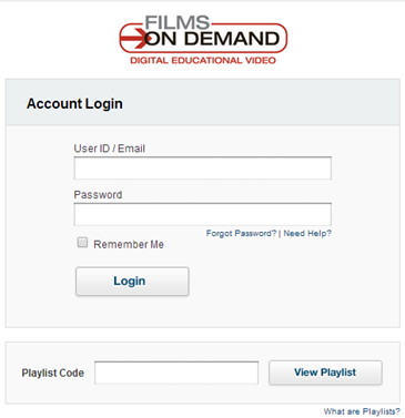 Account login simple box is not our MyFVTC login box.