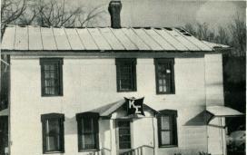 Kappa Sigma Epsilon - Elm St - 1958