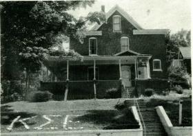 Kappa Sigma Epsilon - West University St - 1963