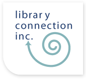 Library Connection Inc. Logo