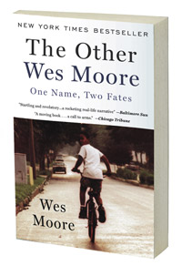 Other Wes Moore Book Cover