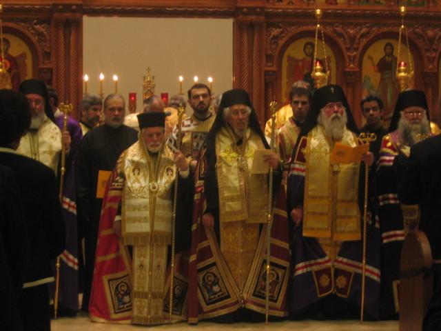 Sunday of Orthodoxy Celebration in Greater Chicago
